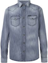 Diesel washed denim shirt