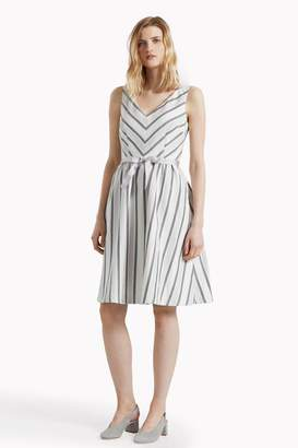 Great Plains Sofia Stripe Flared Dress