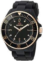 Seapro Women's SP7412 Bubble Analog Display Swiss Quartz Watch