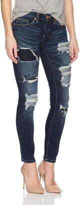 Blank NYC Women's Crop Skinny Pants