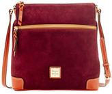 Dooney & Bourke Suede Crossbody Bag