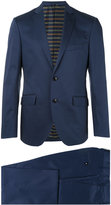 Etro two-piece suit - men - Cotton/Polyester/Spandex/Elastane/Cupro - 50