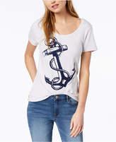 Tommy Hilfiger Anchor-Print T-Shirt