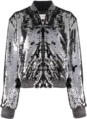 Golden Goose Sequinned Bomber Jacket