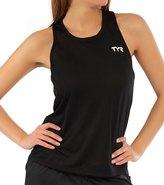 TYR Carbon Female Sleeveless Running Shirt 34759