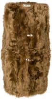 Marni long sleeveless jacket