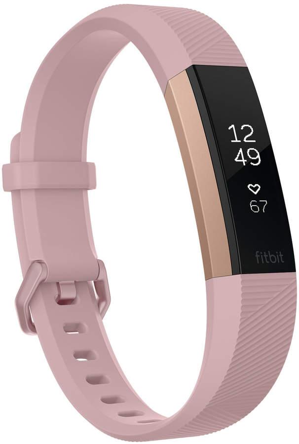 Fitbit Alta HR Soft Pink / Rose Gold - Large