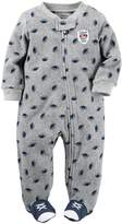 "Carter's Baby Boys' ""Future Draft Pick"" Footed Coverall"