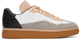 Alexander Wang Multicolor Suede Eden Sneakers