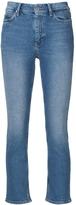 MiH Jeans Niki Cropped Skinny Jeans