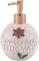 Avanti Holiday Words Lotion Pump