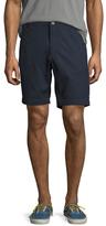 "Tailor Vintage 9"" Stretch Pique Walking Shorts"