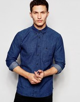 Nudie Jeans Stanley Regular Fit Shirt