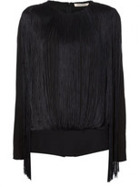 Nina Ricci ringed long sleeve top