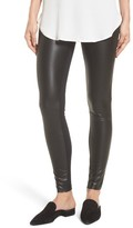 Wolford Women's Lindsey Faux Leather Leggings