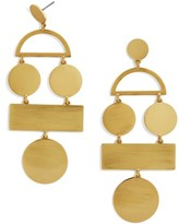 BaubleBar Women's Picasso Drop Earrings