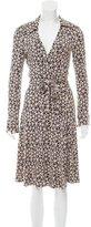 Diane von Furstenberg Julie Wrap Dress