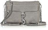 Rebecca Minkoff Nubuck Mini M.A.C. Crossbody Bag