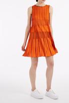 Missoni Lurex Ruffled Dress