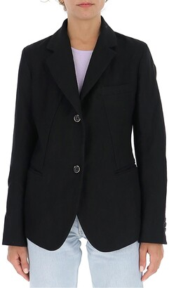 UMA WANG Single-Breasted Blazer
