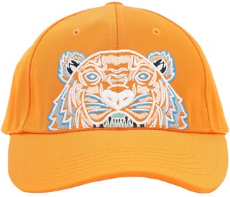Kenzo Coated Canvas Tiger Baseball Hat