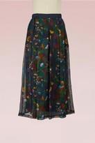 Roseanna Silk Ida skirt