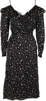 Essentiel Heart Printed Dress