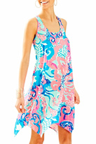 Lilly Pulitzer Melle Trapeze Tank Dress