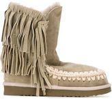 Mou 'Eskimo' fringed boots