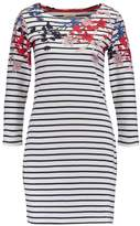 Tom Joule Jersey dress ream fay floral border
