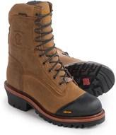 "Chippewa Apache Comp-Toe Work Boots - Waterproof, 9"" (For Men)"