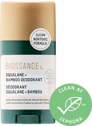 Biossance Squalane + Bamboo Deodorant