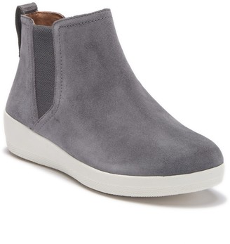 FitFlop Super Chelsea Suede Platform Boot