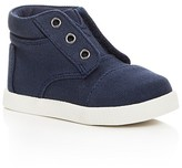 Toms Boys' Paseo High Top Sneakers - Walker