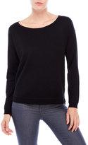 Cable & Gauge Drop Shoulder Sweater
