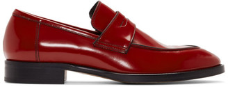 Paul Smith Red Ridley Loafers