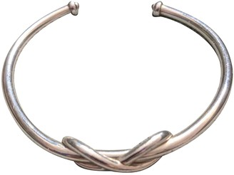 Tiffany & Co. & Co Infinity Silver Silver Bracelets