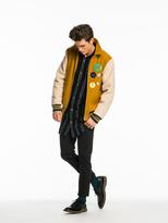 Scotch & Soda Wool Varsity Jacket