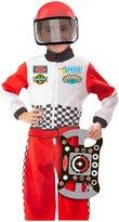 Melissa & Doug Race Car Driver Costume