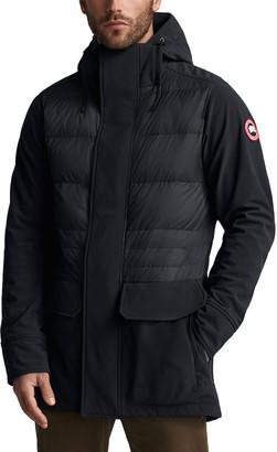 Canada Goose Men's Breton Quilted-Panel Coat