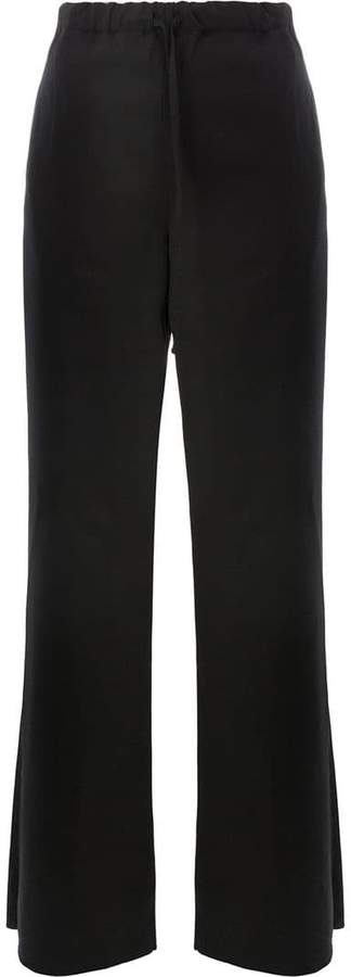 Yang Li drawstring trousers