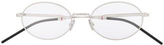 Christian Dior Oval Frame Glasses