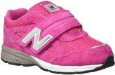 New Balance Hook & Loop 990 (Inf/Yth) - Pink - 9.5 Toddler