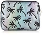 "Skinny Dip **Palm Shimmer 12"" Laptop Case by Skinnydip"