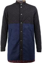 Herno x Pierre-Louis Mascia reversible jacket - men - Cotton/Linen/Flax/Polyamide/Polyurethane - 46