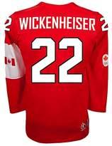 Nike Hayley Wickenheiser 2014 Team Canada Sochi Olympics Hockey Jersey IIHF
