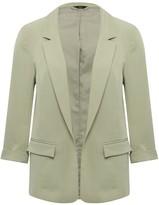 M&Co Open front blazer