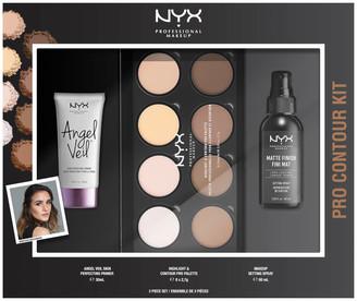 NYX Pro Contour Gift Set (Worth 40.00)