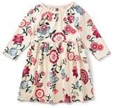 Tea Collection 'Jinja' Graphic Dress (Toddler Girls, Little Girls & Big Girls)