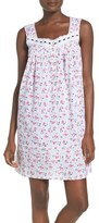 Eileen West Women's Floral Cotton Nightgown